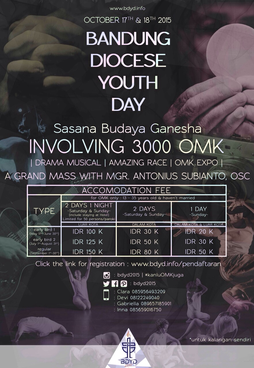 Bandung Diocese Youth Day
