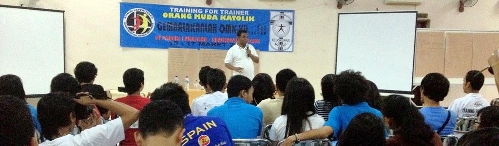TFT OMK Keuskupan Malang di Lumajang