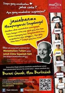Pendaftaran Magis Jakarta
