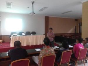 Pelatihan Jurnalistik Tahap Dua - Feature