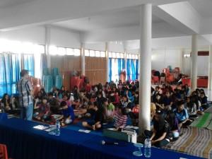LDK OMK Sangalla, Toraja