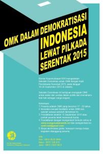 Revisi Poster Sekolah Demokrasi Komkep KWI