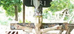 Salib IYD Kesuskupan Tanjung Selor