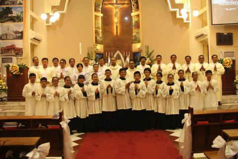 Nikmatnya Melayani Gereja