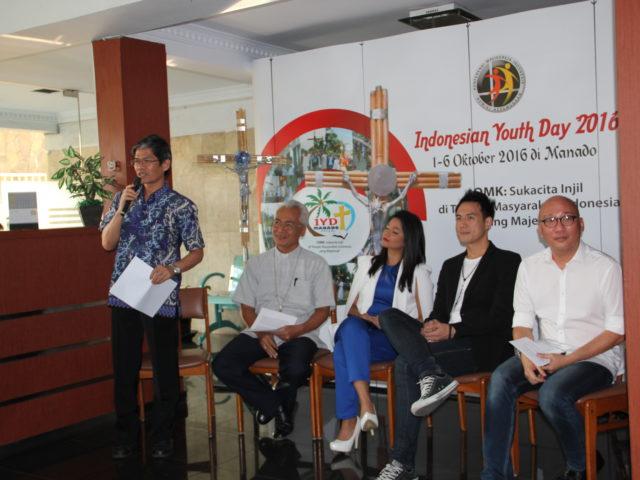 Siaran Pers Indonesian Youth Day 1-6 Oktober 2016