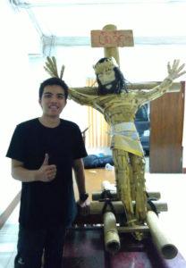 Salib IYD Keuskupan Depasar