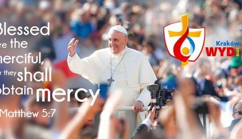 Pokok-pokok homili Paus Fransiskus dalam Penutupan WYD 2016.