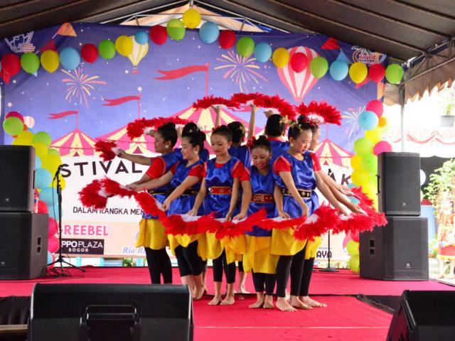 Festival Kesenian Anak Keuskupan Bogor