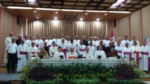 foto para uskup