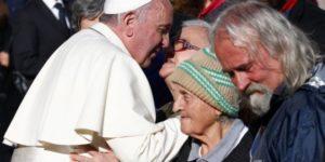 paus dan solidaritas