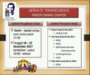 jadwal misa1