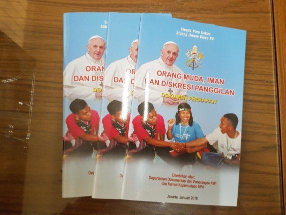cover persiapan sinode