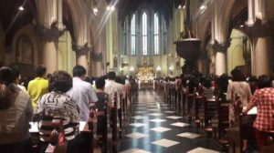 misa katedral