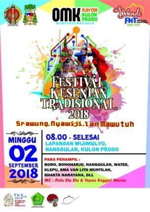 agenda festival kupon progo
