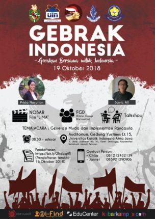 gebrak indonesia