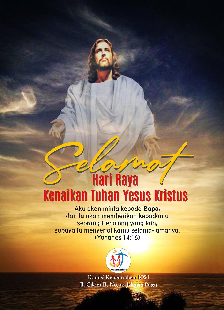 Hari Raya Kenaikan Tuhan Yesus Kristus Omknet