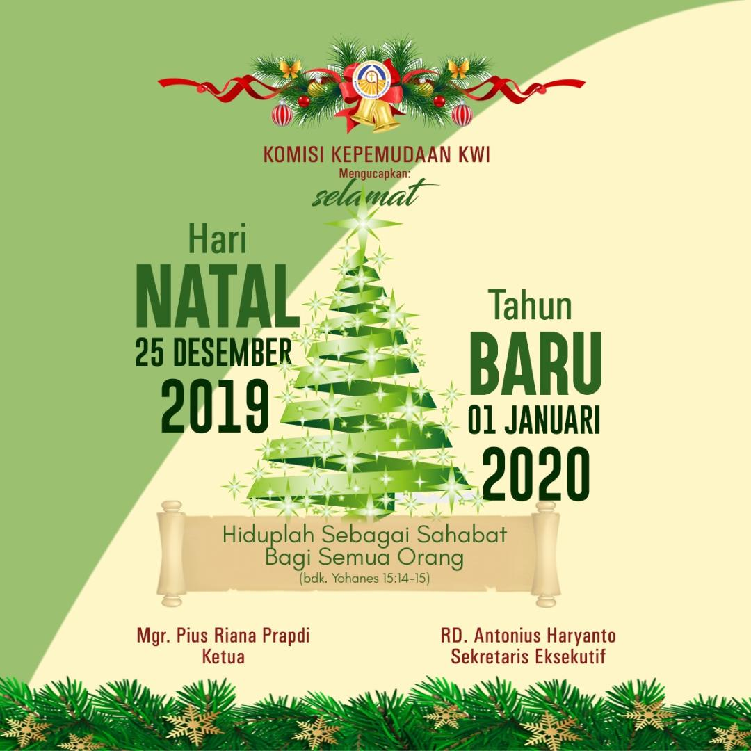 Selamat Natal 2019 And New Year 2020 Omknet
