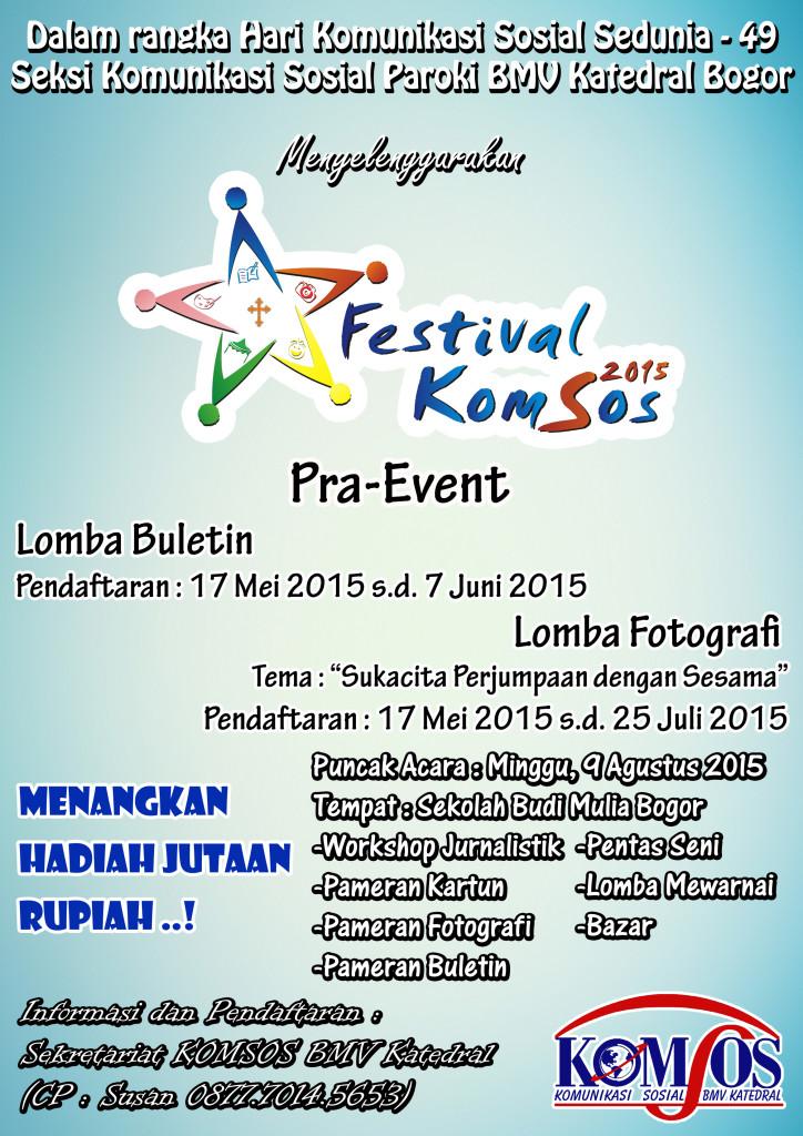 Festival Komsos 2015